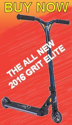 2015 Grit Elite Scooter