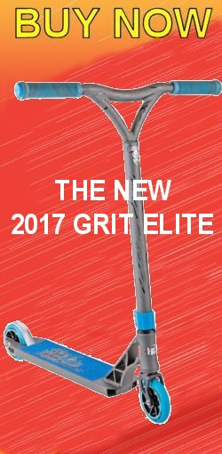 2017 Grit Elite Scooter